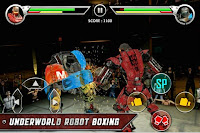 Real Steel walkthrough iphone4, ipad2, ipod-touch.