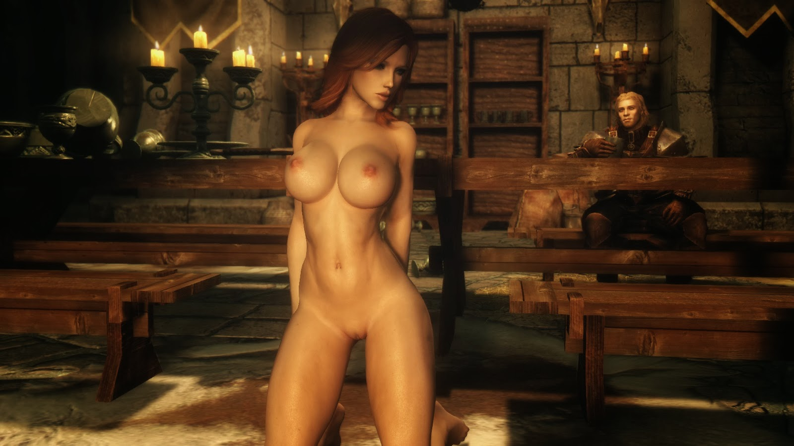 Skyrim female nudes nsfw videos