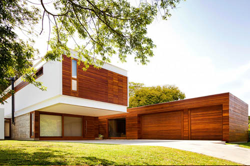 Contemporary Design of Haack House