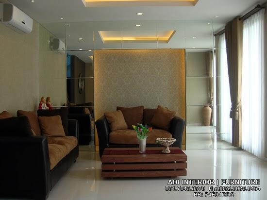 Interior Surabaya Desain Interior Furniture Adi Arsitek Furnitur Interior Ruang Tamu