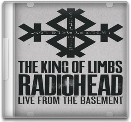 musica rock radiohead the king of limbs from the basement 2011