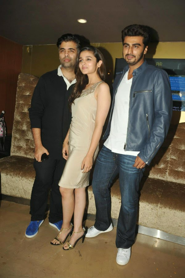 2 States Movie Promotion