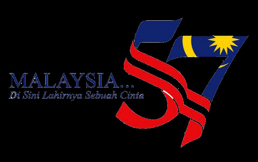 Selamat menyambut Kemerdekaan ke 57 Malaysia