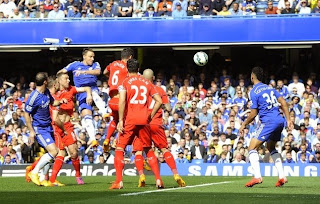 Results: Chelsea 1-1 Liverpool