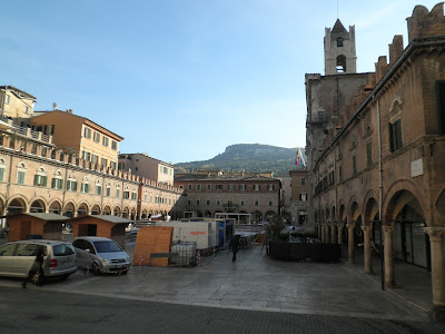 People's Square Ascoli Piceno