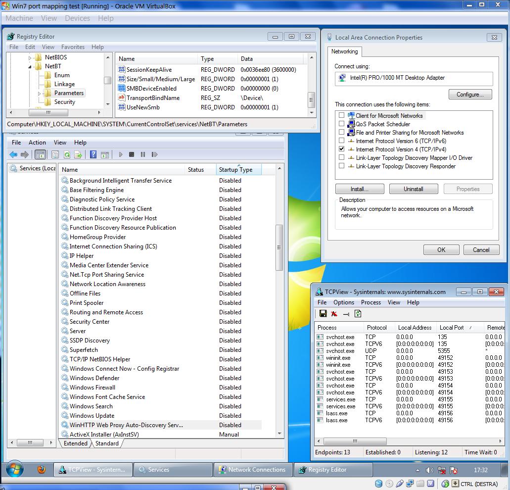 Realtek PCie Fe Family Controller XP