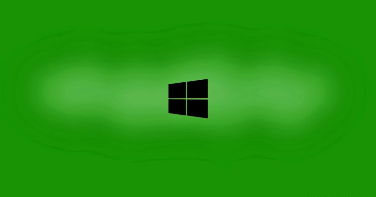 Windows 8 Green Brand Logo Wallpapers Hd High