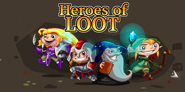Heroes of Loot v3.0.5 Apk Miki