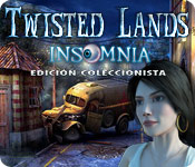 Twisted Lands: Insomnia Edición Coleccionista.