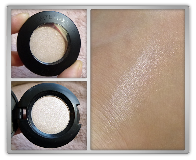 Emite Make-up - Micronized eye schadow review