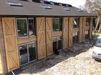 ... in the Hertfordshire countryside reveal a surprise when opened ... bifolding doors and windows from Luton-based manufacturer/installer SunSeeker Doors. & SunSeeker Doors News u0026 Views