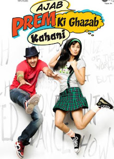 Ajab Prem Ki Ghazab Kahani (released in 2009) - A comedy starring Katrina Kaif against Ranbir Kapoor