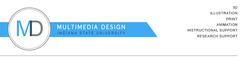 Multimedia Design @ Indiana State University