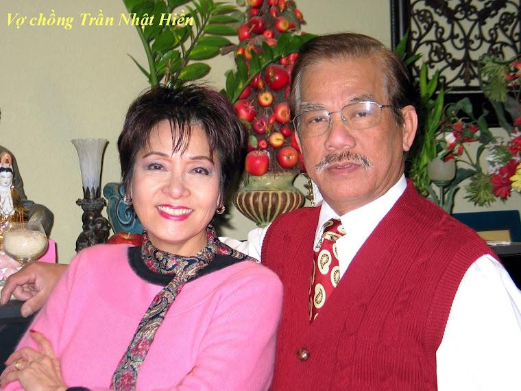 vợ chồng Trần Nhật Hiền