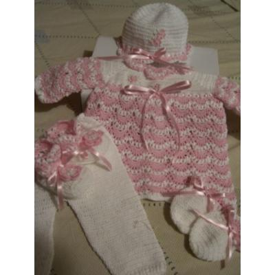 Knitting Patterns Free: crochet para bebes
