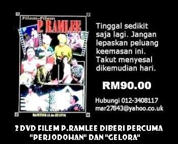 """Buku """"Filem-Filem P.Ramlee"""""""