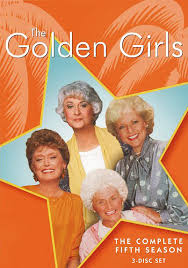 Assistir The Golden Girls 5 Temporada Dublado e Legendado Online