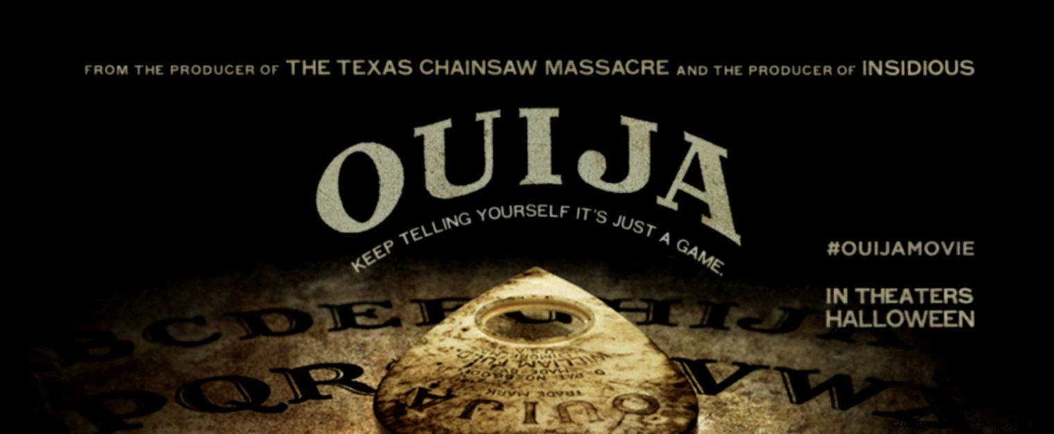 فلم الرعب Ouija   Kuwaitis On Road Blog