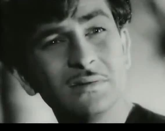 Screen Shot Of Hindi Movie Awaara 1951 300MB Short Size Download And Watch Online Free at worldfree4u.com