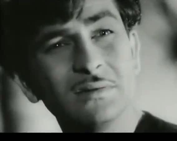Screen Shot Of Hindi Movie Awaara 1951 300MB Short Size Download And Watch Online Free at worldfree4u.com