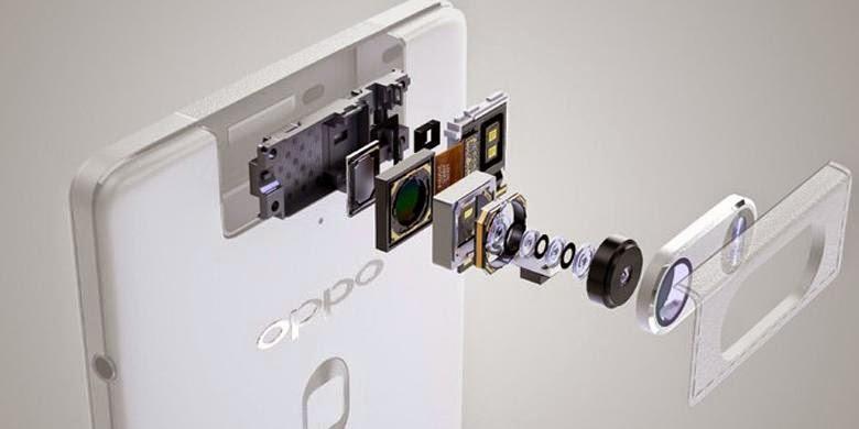 Kamera Oppo R5 Pakai Lensa Bikinan Jerman