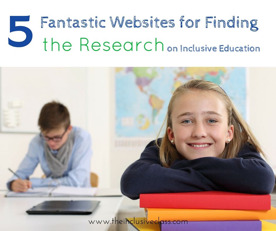 research paper on special education This research guide includes resources that cover various areas of education law, including charter schools and voucher systems, higher education, special education, accountability, and discrimination.