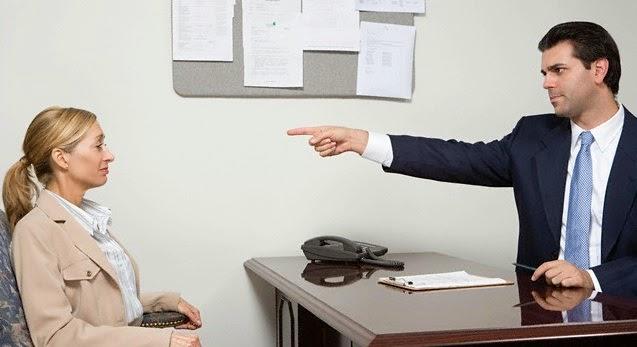 Que no se debe hacer en una entrevista de trabajo