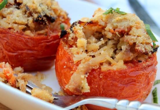 Tomates farcies aux riz cuisine algerienne - Recette de cuisine algerienne moderne ...