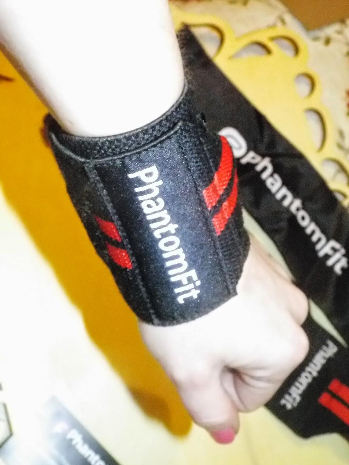 PhantomFit wristband