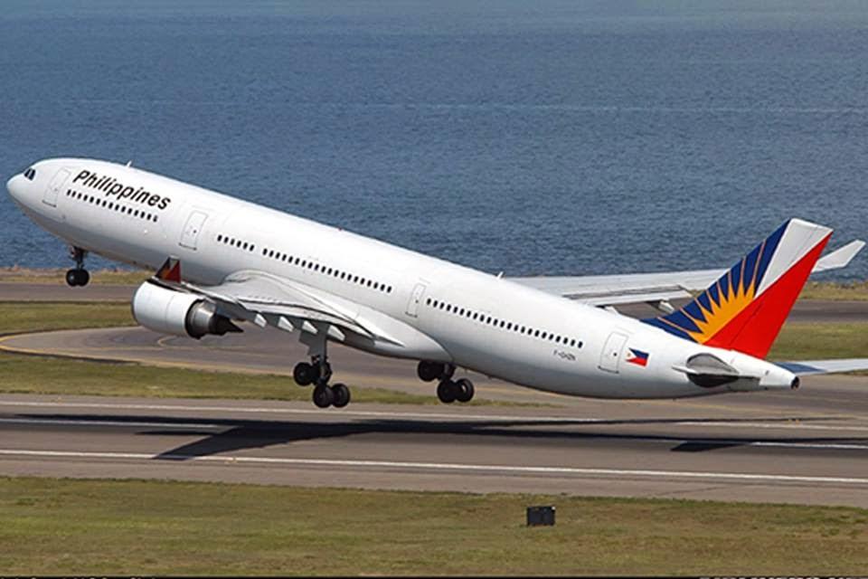 Philippine Airlines Unveils New Fleet of A330-300 HGW ...  Philippine Airl...