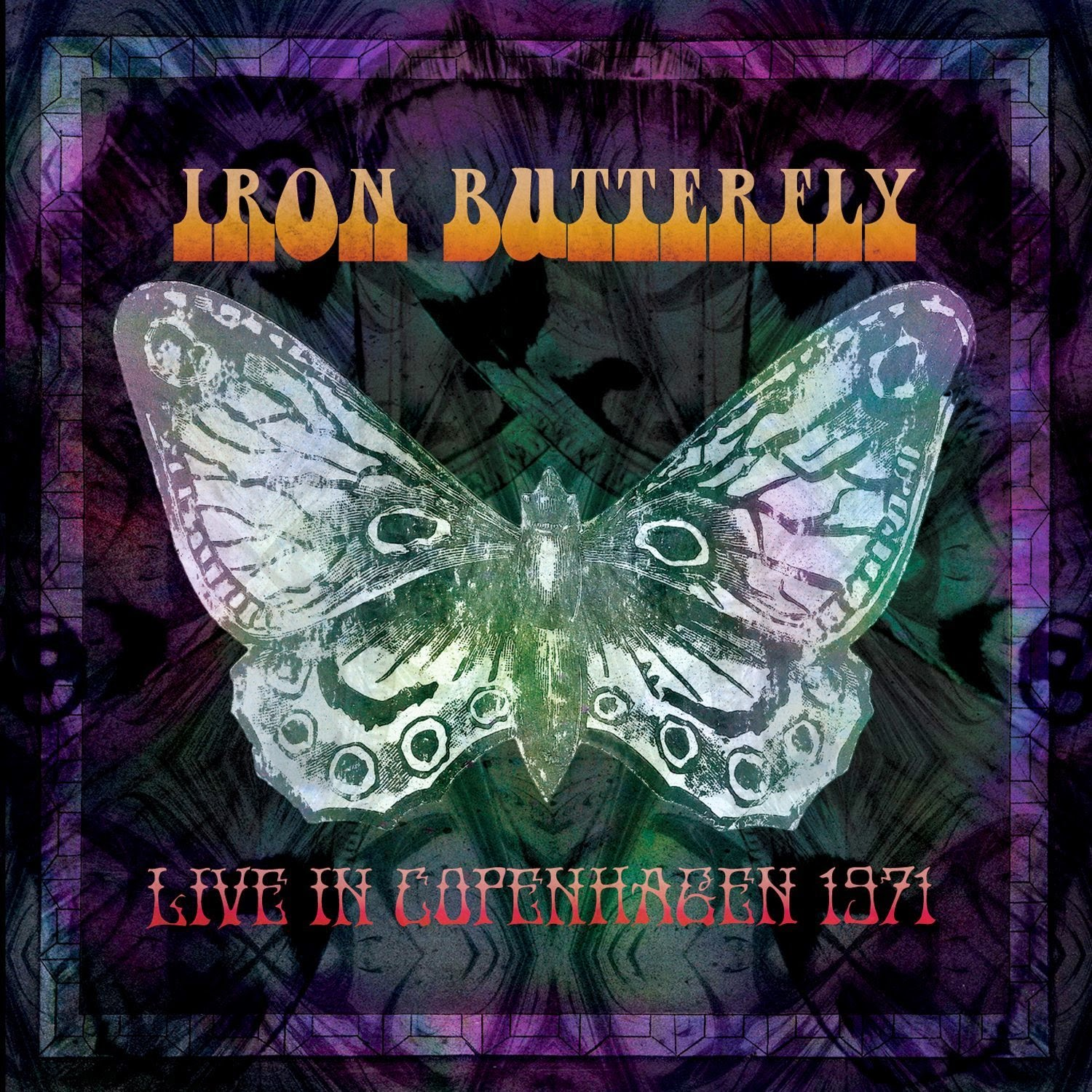 Iron Butterfly's Live In Copenhagen 1971