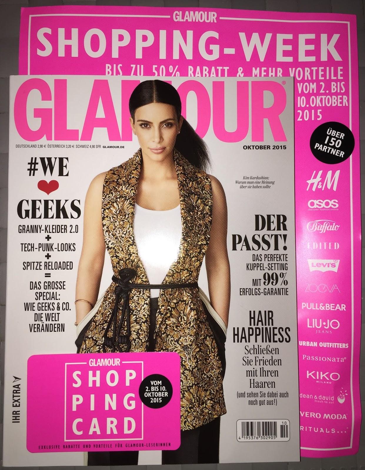 promod glamour shopping week