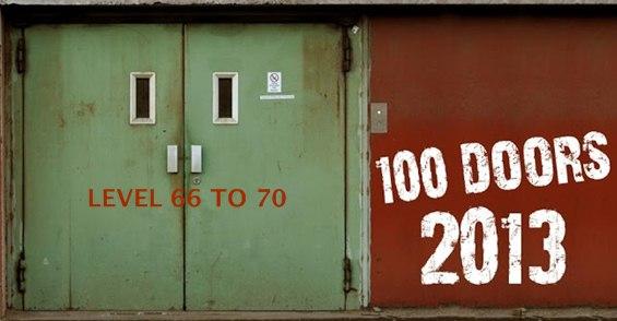 100 Doors Floors Level 66