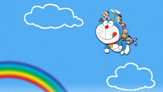 Wallpaper Doraemon Nobita High Resolution HD Android Desktop