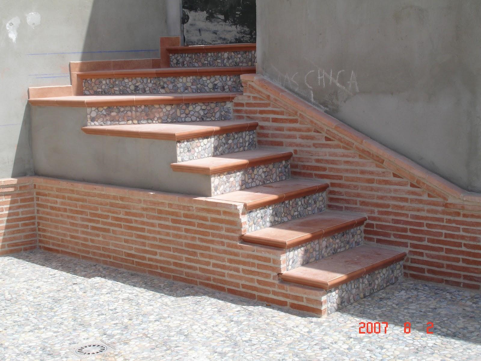 Blog de diegovanbasten - Escaleras de ladrillo ...