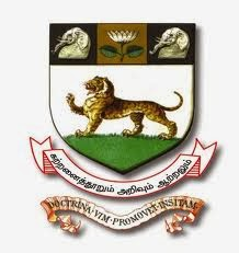 Madras University Results Nov Dec 2014