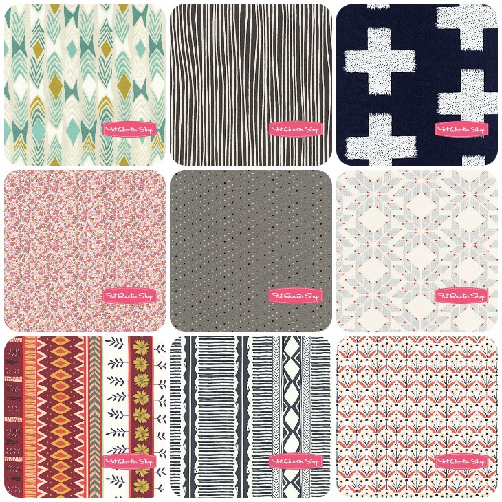 Fat Quarter Shop Fabric Giveaway on VeryShannon.com!