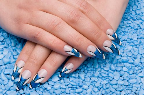 ACRYLIC NAILS: Have UV Gel Nails - To Acrylic Nails