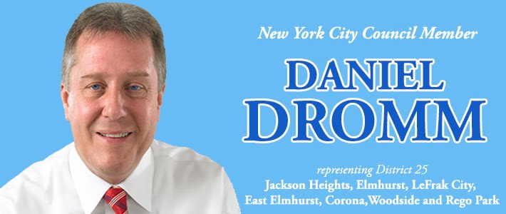 DANIEL DROMM, New York City Council Member
