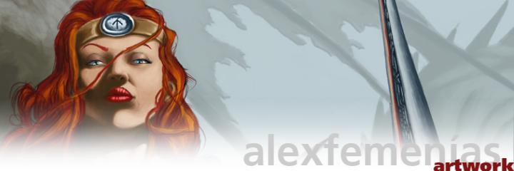 Blog del ilustrador Alex Femenías
