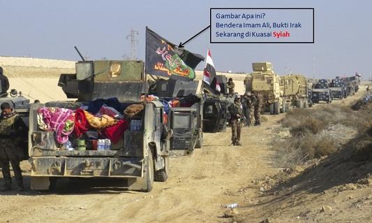 Tentara Syiah Irak Bergerak ke Mosul Basmi Kaum Khawarij ISIS