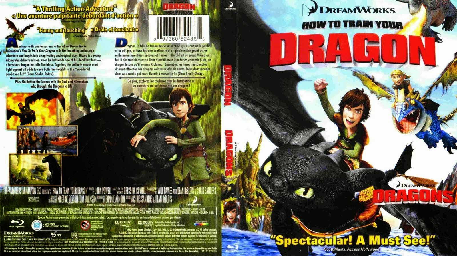 how to train your dragon season 4 p 1