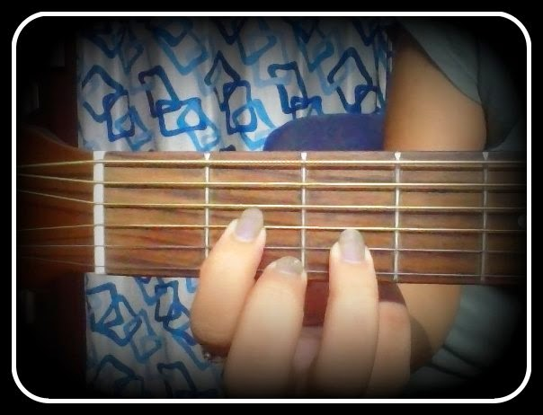 Catchy Guitar Chords And Dynamics D Chord