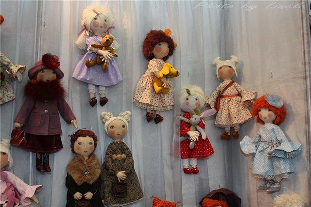 Ontotechno Треш-мейд мастер-класс: куклы и броши.
