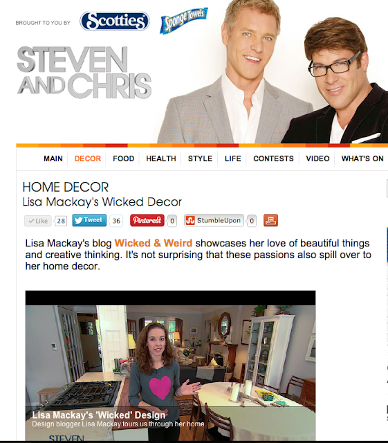 Steven_and_Chris_TV_television_appearance_house_tour_video_website