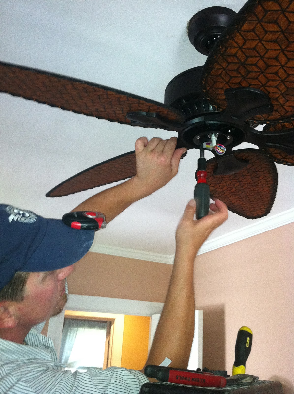 GEN3 Electric (215) 352-5963: Ceiling Fans installed. on