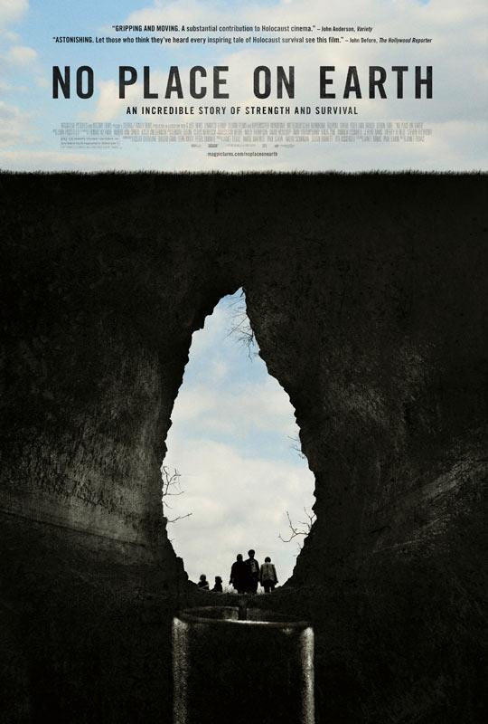 Ver No Place On Earth (2012) Online