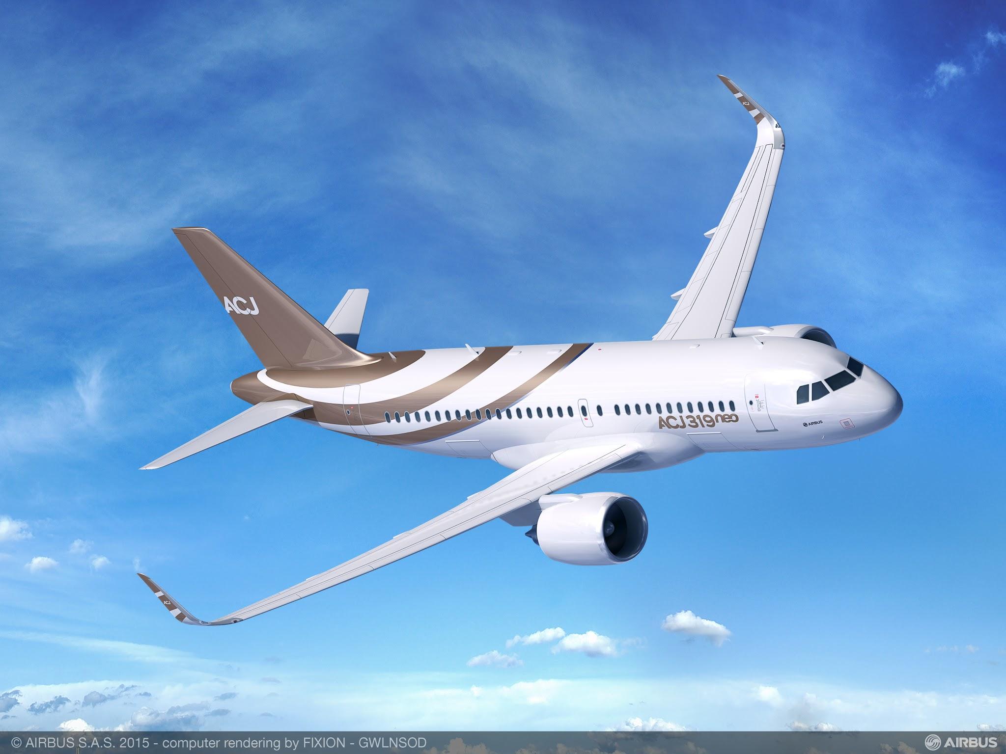 É MAIS QUE VOAR | K5 Aviation encomenda um Airbus ACJ319neo