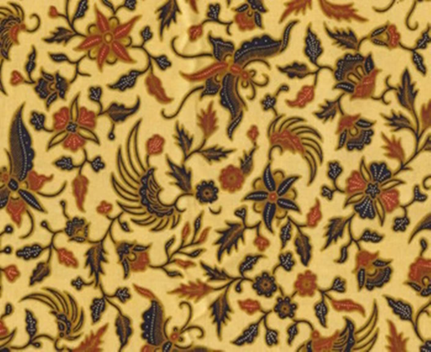 Informasi Fashion & Batik: Ciri Khas Batik Pekalongan