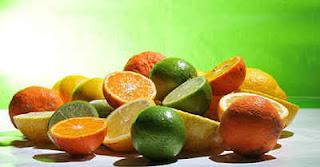 Laranja e limão cortam a gripe